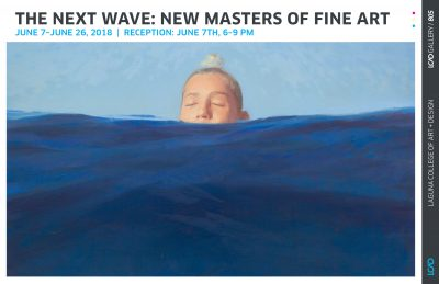 LCAD The Next Wave: New Masters of Fine Art