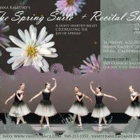 Spring Suite and Recital Showcase