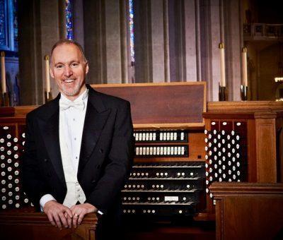 Baroque Music Festival Corona del Mar 2018: Jonathan Dimmock Bach Organ Recital