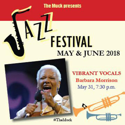 Jazz Fest - Barbara Morrison and Band