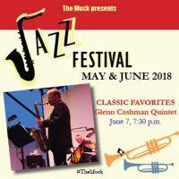 Jazz Fest - Glenn Cashman Quintet