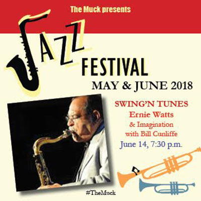 Jazz Fest - Ernie Watts and Imagination with Bill Cunliffe