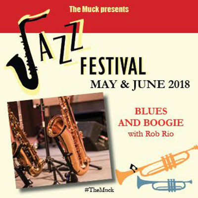 Jazz Fest - Blues and Boogie: A Tribute to Ray Cha...