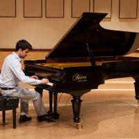 Chapman University Piano Majors Showcase