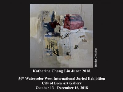50th Annual Watercolor West International Juried E...