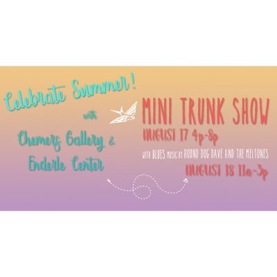 Artisan Trunk Show with 8 Local Artists & Craf...