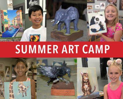 Summer Art Camp, week 6