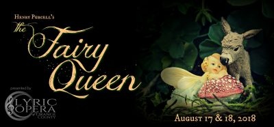 Lyric Opera of Orange County's The Fairy Queen