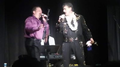 Elvis and Tom Jones: The Concert that Might Have B...