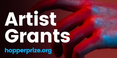 Artist Grants juried by Leading Curators | The Hop...
