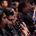 UC Irvine and Santa Ana High School Symphony Orchestras Combined Concert