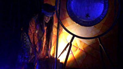 WAKING ON FIRE - Healing Sounds Concert