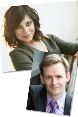 Krysta Rodriguez and Scott Barnhardt: Coming Home