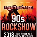 The 90's ROCK SHOW - benefit for Sweet Relief Musicians Fund