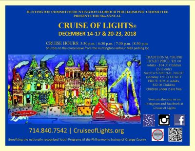 56th Annual Cruise of Lights®