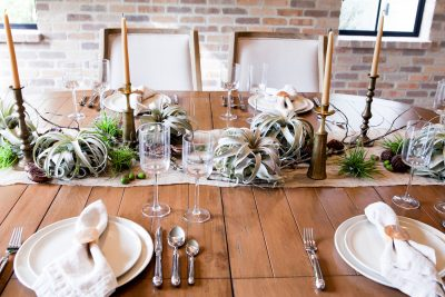 Molly Wood Garden Design's Harvest Tabletop Work...