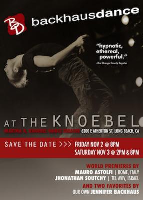 Backhausdance at The Knoebel