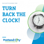Day Light Saving Time Ends – Fall Back
