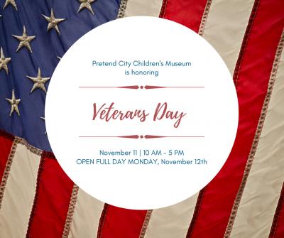 Remembering Veteran's Day