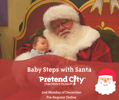 Baby Steps through Pretend City!