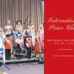 The International Peace Choir Performance
