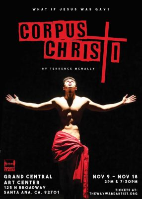 Corpus Christi by Terrence McNally
