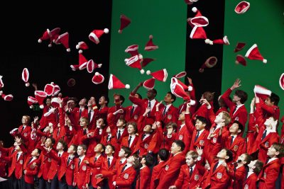 ALL-AMERICAN BOYS CHORUS - SOUNDS OF CHRISTMAS!