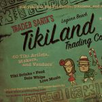 Trader Santa's TikiLand Trading Co. Laguna Beach - 12/2/2018 - 60+ Tiki Artists, Makers, and Vendors