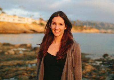 Author Kim Hooper: Cherry Blossoms