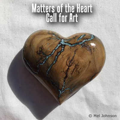 Call for Art - Matters of the Heart