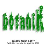 Call for Entry - BotaniK