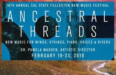 TwoSense - Ashley Bathgate, cello, & Lisa Moore - Part of the 18th Annual New Music Festival
