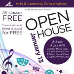 Arts & Learning Conservatory - Open House