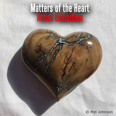 Artist Reception - Matters of the Heart