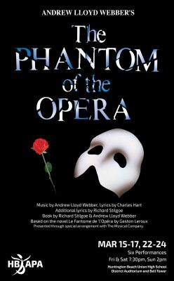 "HB APA's ""The Phantom of the Opera"""