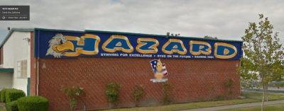 Hazard Elementary School Mural