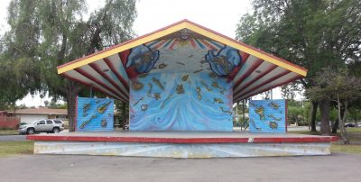 Memorial Park Mural