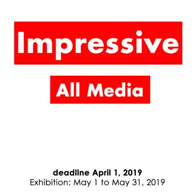 Call for Entry - Impressive: All Media