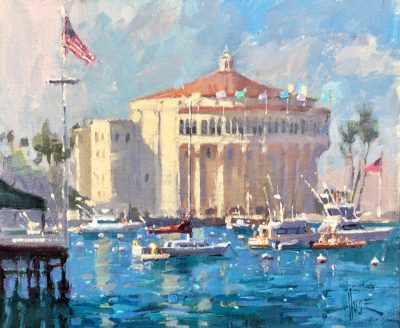 """Anchors Aweigh!"" - Artist Workshop with Debra Huse"