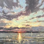 """Success with Skies"" - Artist Workshop with Debra Huse"