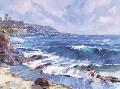 """Beaches, Waves & Surf"" - Artist Workshop wi..."