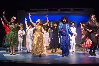 Call for Creative Team for Youth Theatre Production (Buena Park)