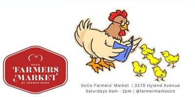 Family Fun at SOCO + The OC Mix's Farmer's Mar...