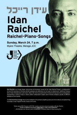 Idan Raichel Piano Songs Concert