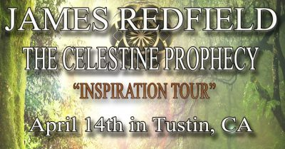 James Redfield: The Celestine Prophecy Inspiration...