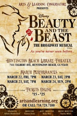 Arts & Learning Conservatory presents Beauty a...