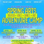 Arts & Learning Conservatory - Spring Camps