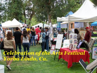 19th annual Celebration of the Arts Festival