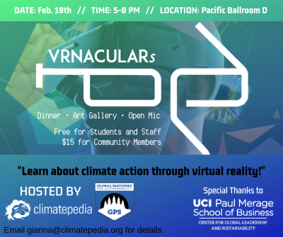 VRNACULARs: A Virtual Reality Climate Experience