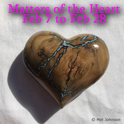 Matters of the Heart: Month Long Artist Exhibition...